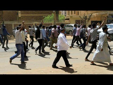 Σουδάν: Επτά διαδηλωτές νεκροί στις αντικυβερνητικές κινητοποιήσεις…