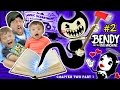 Don 39 t Scare My Baby Bendy And The Ink Machine 2 Chap