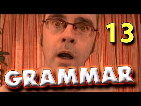 Learn English with Mr. Duncan - Lesson 13 (Grammar!)