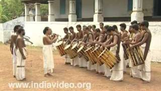 Pancharimelam - a musical ensemble