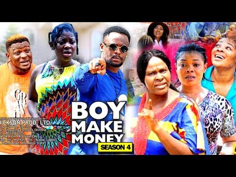 BOY MAKE MONEY SEASON 4 - New Movie 2019 Latest Nigerian Nollywood Movie Full HD