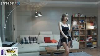 bj이설♥섹시 위글위글과 코믹 경운기춤을 한번에! (korean girl sexy wiggle dance)