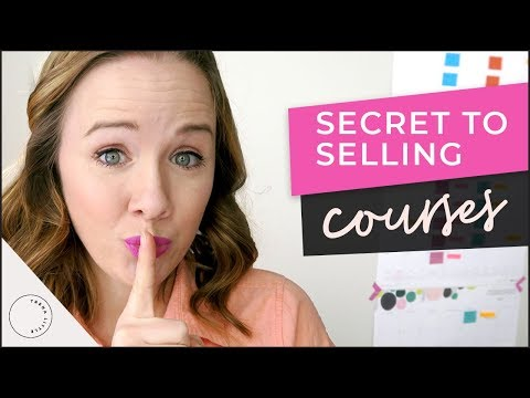 How To Sell Online Courses using YouTube - YouTube