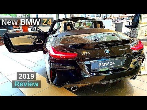 New BMW Z4 sDrivei20 2019 Review Interior Exterior