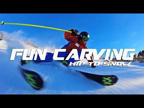 FUN CARVING | hip to snow