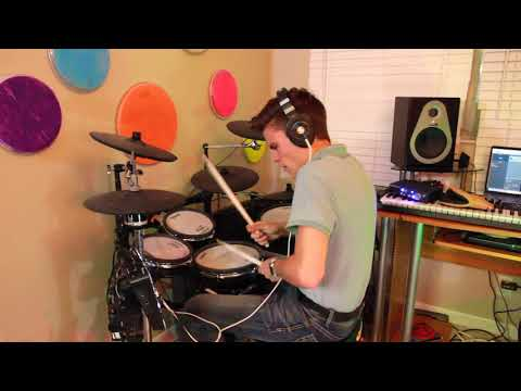 Fall out Boy Super Fade Drum Cover!