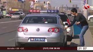 Выключать фары на казахстанских авто не будут – МВД | Новости | КТК