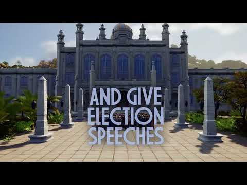 Tropico 6 -  Trailer de la Gamescom 2017 de Tropico 6