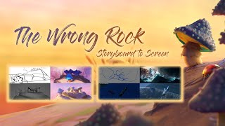 The Wrong Rock | Storyboard to Screen
