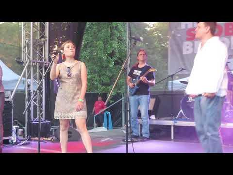 AHMED MÁ HLAD Koncert pro svobodné Bělorusko. Praha Kampa 8.6.2021