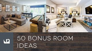50 Bonus Room Ideas