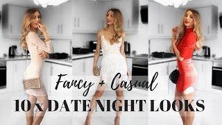 DATE NIGHT OUTFIT IDEAS (TO IMPRESS!) | Fancy Date Night Outfits Winter 2018 | What To Wear On Dates