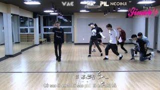 [JinahVN] [Vietsub + Kara] BTS - I Need U (Dance Practice)