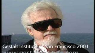 Joseph Zinker talks about an encounter with Gestalt Therapy founder Fritz Perls