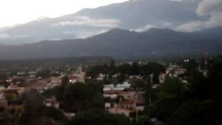 preview picture of video 'Chilecito, Argentina - Cristo del Portezuelo e monte General Belgrano'