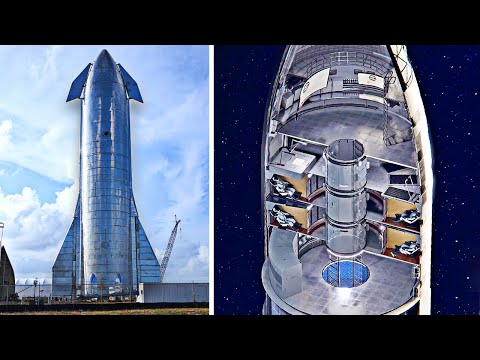 Elon Musk's SpaceX Starship - What You Need To Know