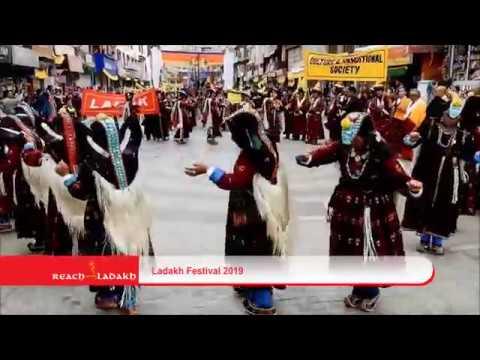 Four days of Ladakh Festival, a cultural extravaganza, celebrated