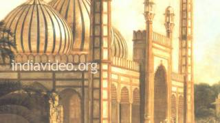 Mosque - a painting by Thomas Daniell