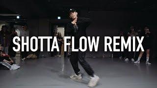 NLE Choppa   Shotta Flow Remix Ft.Blueface  Koosung Jung Choreography