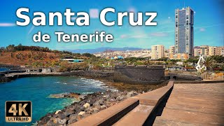 Where is santa cruz in tenerife