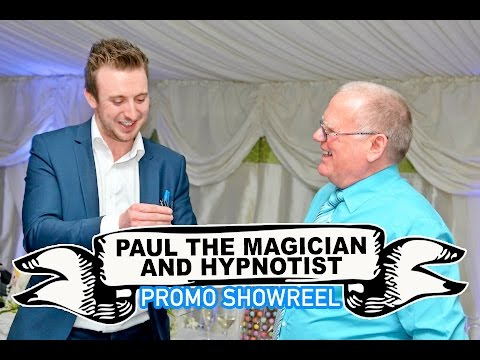 Paul The Magician & Hypnotist Video
