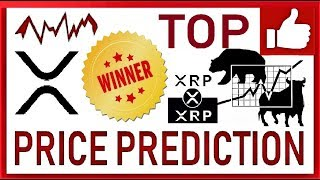 RIPPLE [XRP] 👍TOP PRICE PREDICTIONS by Popular Media Sectors