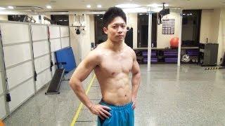 筋トレ腹筋をバリバリに割るシックスパックトレーニングのやり方