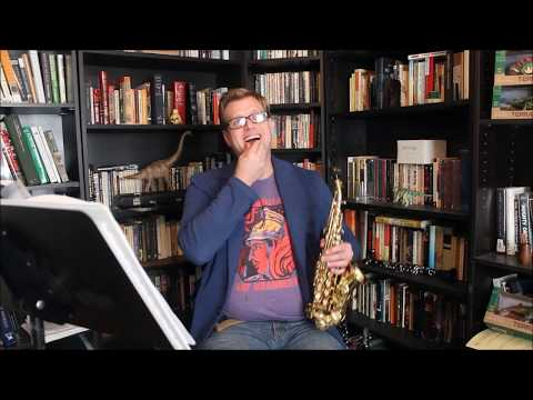 Review of a Chinese-Made Curved Soprano Saxophone