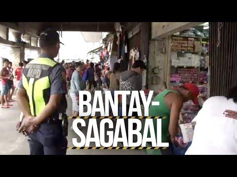 [GMA]  24 Oras: Mga nagtitinda sa mga bangketa sa Divisoria, pabalik-balik kahit ilang beses nang sinisita