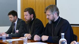 Женева. Брифинг НПО «Общественная правозащита» при содействии Всемирного Совета Церквей,