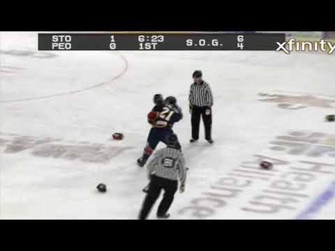 Jake Hamilton vs. Dakota Klecha