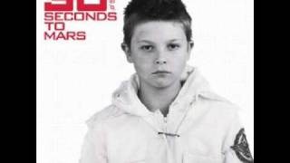 93 Million Miles- 30 Seconds To Mars (with lyrics)