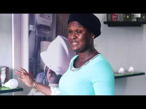 Mme Ismène Ahamidé, Fondatrice de la Société ISMAST ENERGY SARL