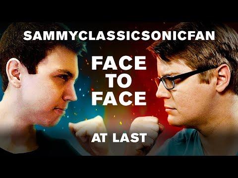 SammyClassicSonicFan Face To Face
