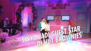 The Onsu Family - SINYO JADI GUEST STAR DI HUT BROWNIES