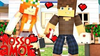 Minecraft: Nosso Amor - Morar Junto ?!? #04