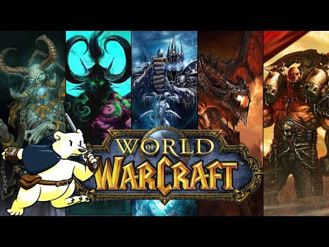 World of Warcraft: Battle for Azeroth - ☠Aliance smrdí☠