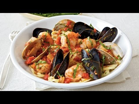 How to Make Seafood Arrabbiata | MyRecipes