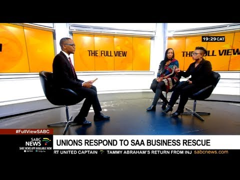 Unions claim victory as SAA is placed under business rescue