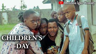 Denilson Igwe Comedy (Children's day)