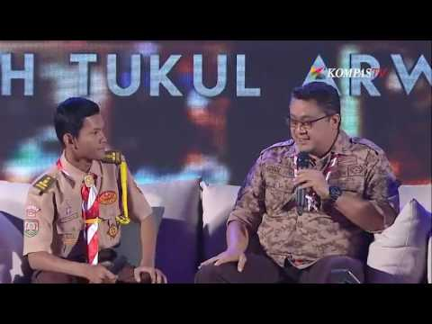 Anak Muda Tertarik Pramuka? - The Interview with Tukul eps 3 Bagian 4