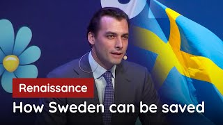 How Sweden can be saved | Thierry Baudet [EN]