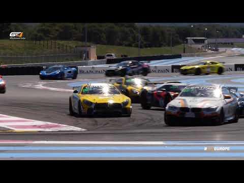 MERCI CIRCUIT PAUL RICARD - GT4 European Series