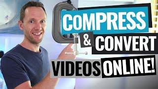 Compress & Convert S Online Easy Online  Converter!