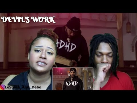 Joyner Lucas Devil's Work ADHD REACTION