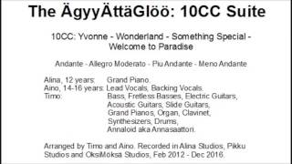 The ÄgyyÄttäGlöö: 10CC Suite