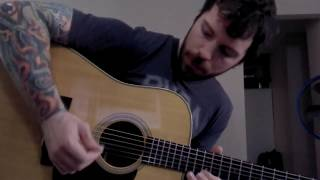 The Black Keys   Fire Walk With Me   Nick Hill (guitar Cover)