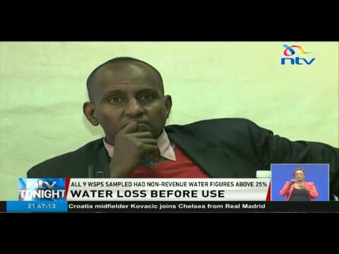 Shock in Murang'a South as audit reveals less than 33% of water pumped reach residents