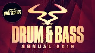 RAM Drum & Bass Annual 2019 - Mixed by Mob Tactics