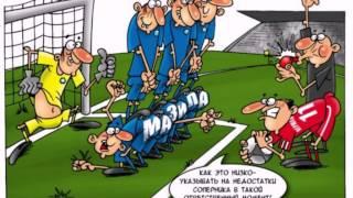 карикатуры про спорт 2